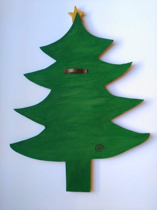 Mosaico Árbol de Navidad   Arte del Mosaico. Realizado de forma totalmente artesanal