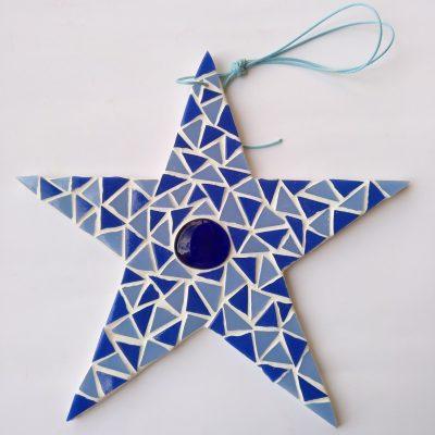 mosaico estrellas grandes