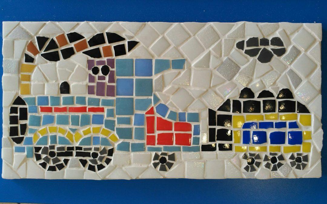 Taller de Mosaico para Niños en Semana Santa