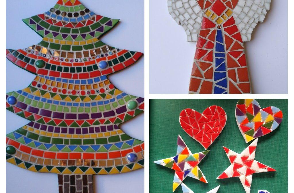 Mosaicos de Navidad