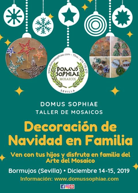 Decoración de Navidad en Familia
