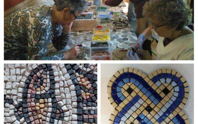 Talleres de Mosaico Octubre 2021