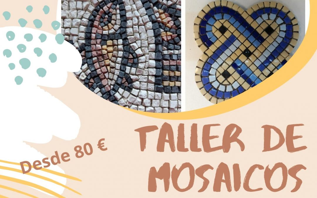 Taller de Mosaicos Enero 2020