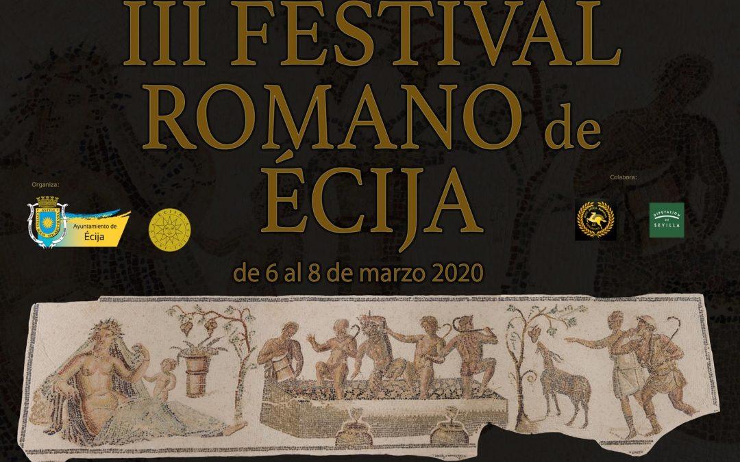 WORKSHOP MUSIVARIO III Festival Romano de Écija
