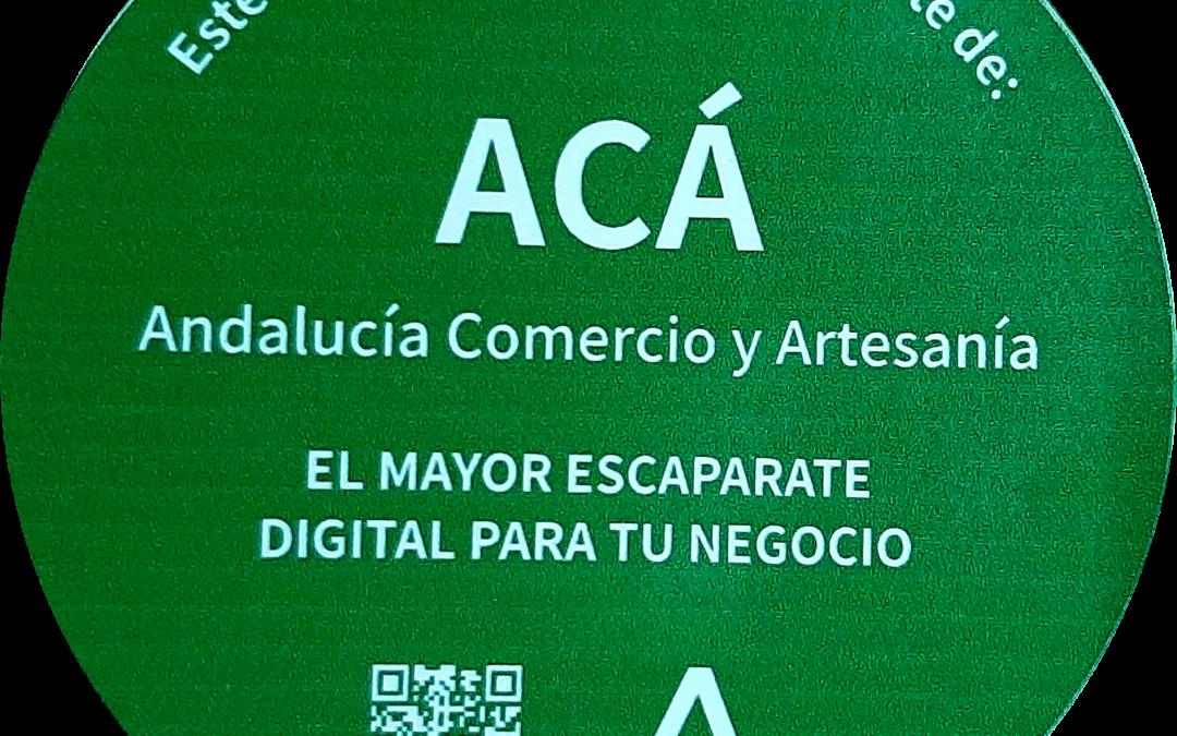 ACÁ, Andalucía Comercio y Artesanía
